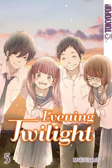 Evening Twilight, Band 05 (Abschlussband)