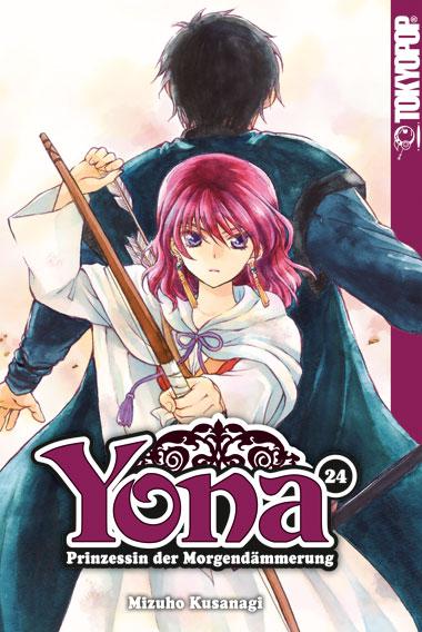 Yona, Band 24