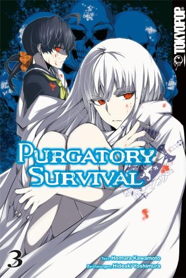 Purgatory Survival, Band 03