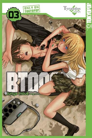 BTOOOM!, Band 03