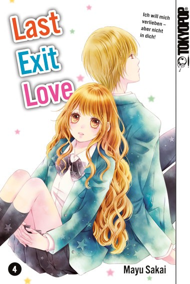 Last Exit Love, Band 04
