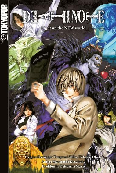 Death Note – Light up the new World – Light Novel