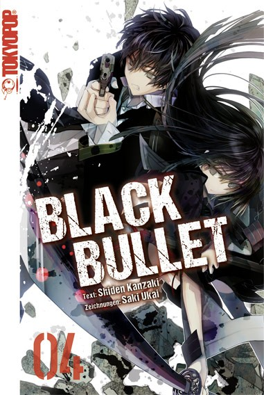 Black Bullet – Light Novel, Band 04