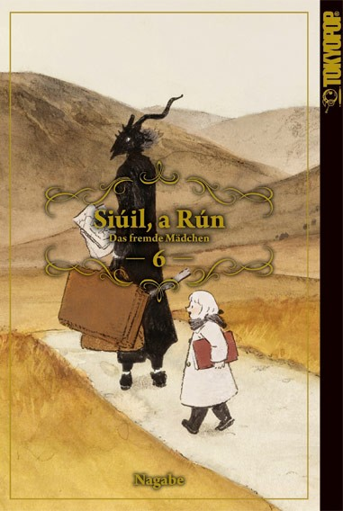Siúil, a Rún – Das fremde Mädchen, Band 06