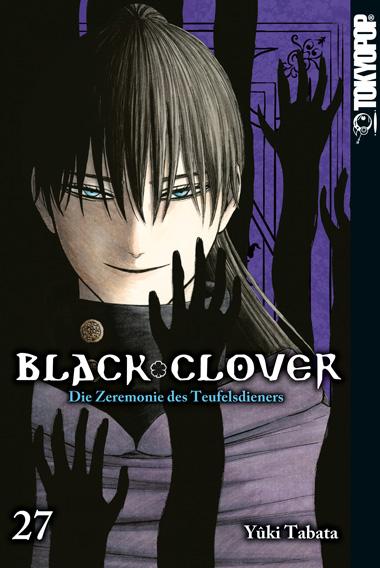 Black Clover – Die Zeremonie des Teufelsdieners, Band 27