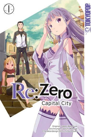Re:Zero – Capital City, Band 01