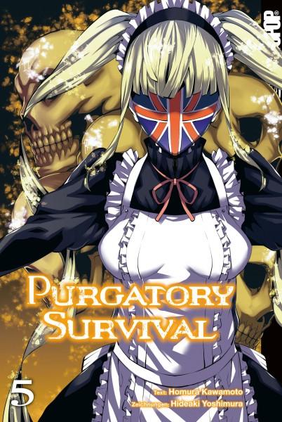 Purgatory Survival, Band 05