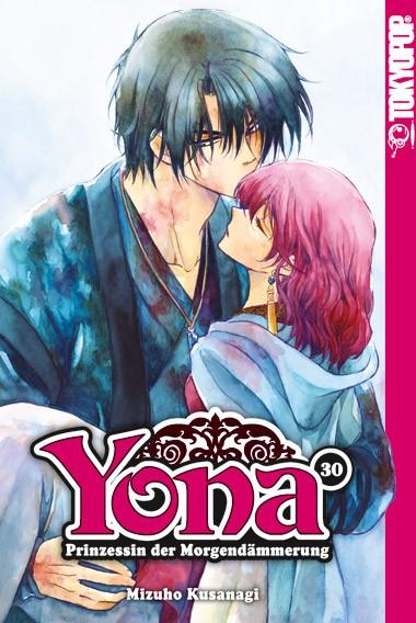 Yona - Prinzessin der Morgendämmerung, Band 30