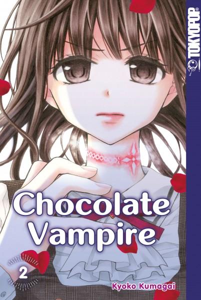 Chocolate Vampire, Band 02