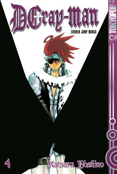 D.Gray-man, Band 04