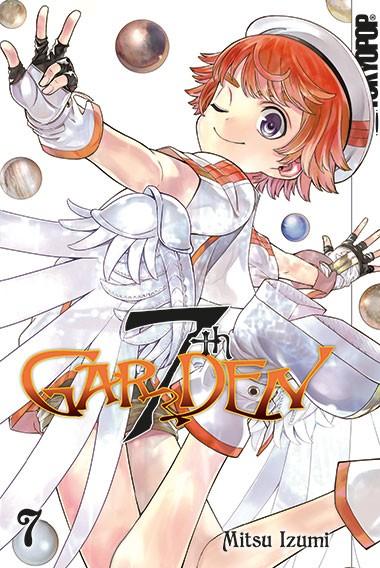 7th Garden, Band 07