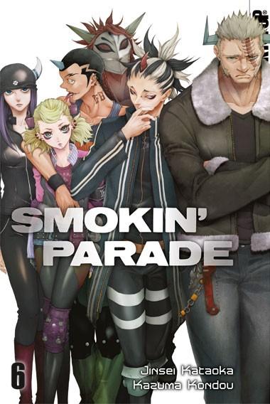 Smokin' Parade, Band 06