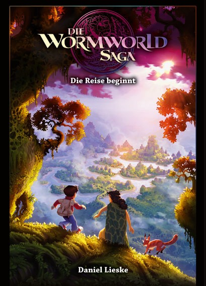 Die Wormworld Saga, Band 01: Die Reise beginnt