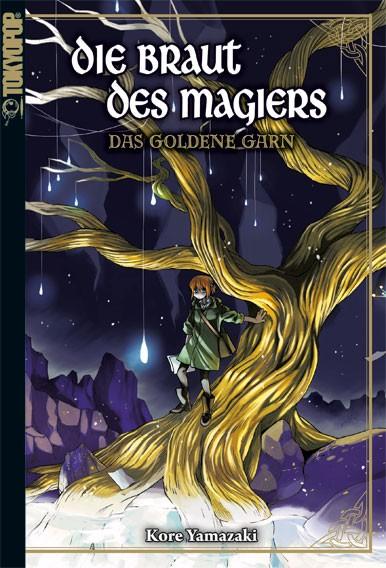 Die Braut des Magiers – Das Goldene Garn – Light Novel, Band 01