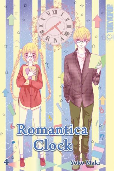 Romantica Clock, Band 04