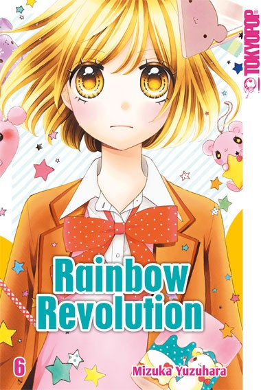 Rainbow Revolution, Band 06