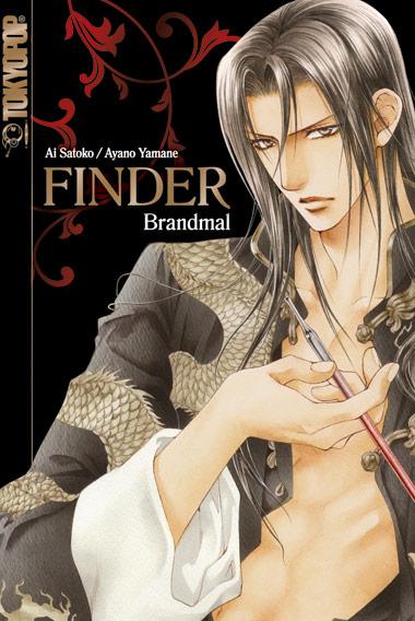 Finder – Light Novel
