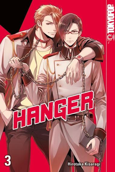 Hanger, Band 03