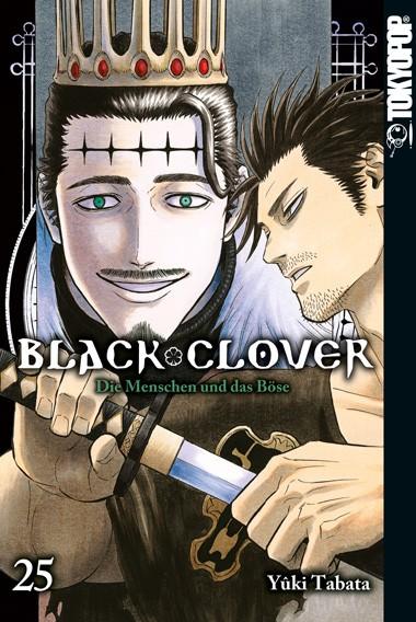 Black Clover – Die Menschen und das Böse, Band 25
