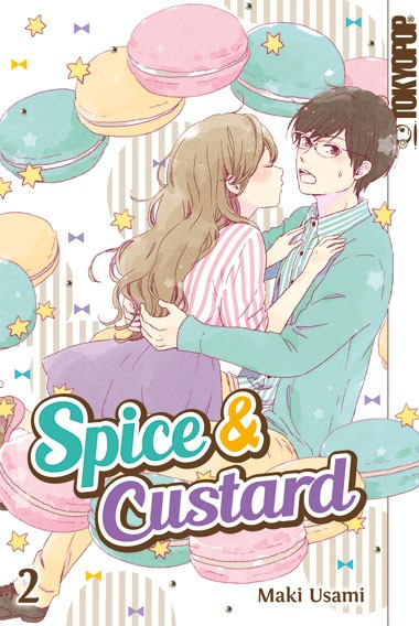 Spice & Custard, Band 02