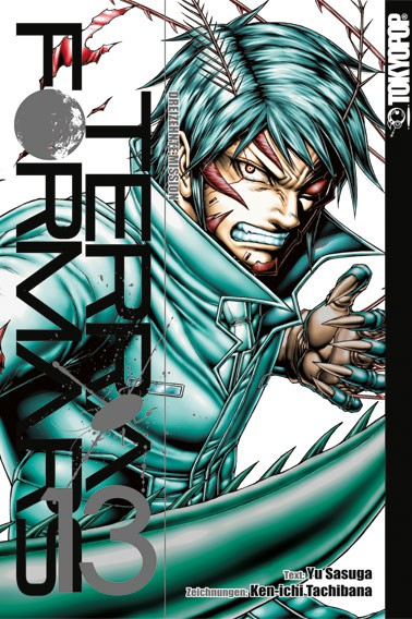 Terra Formars, Band 13
