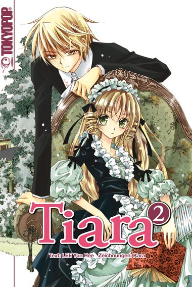 Tiara, Band 02