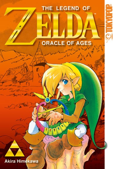 The Legend of Zelda: Oracle of Ages, Einzelband