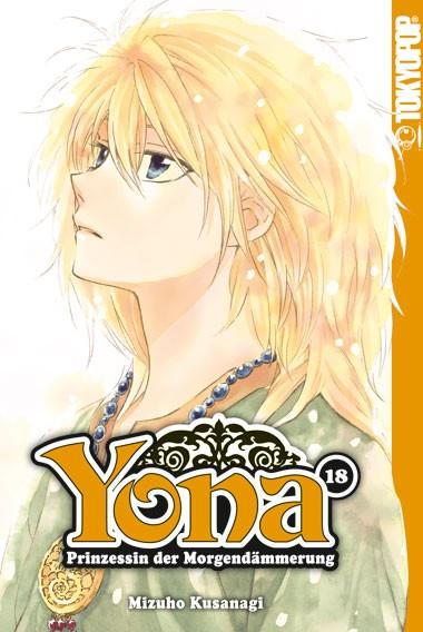 Yona – Prinzessin der Morgendämmerung, Band 18