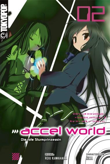 Accel World – Light Novel, Band 02