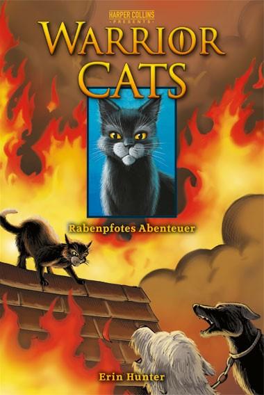 Warrior Cats, Band 03: Rabenpfotes Abenteuer