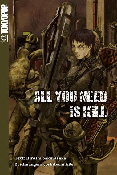 All You Need Is Kill – Light Novel