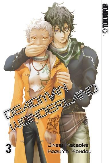 Deadman Wonderland, Band 03