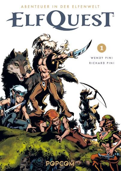 ElfQuest – Abenteuer in der Elfenwelt, Band 01
