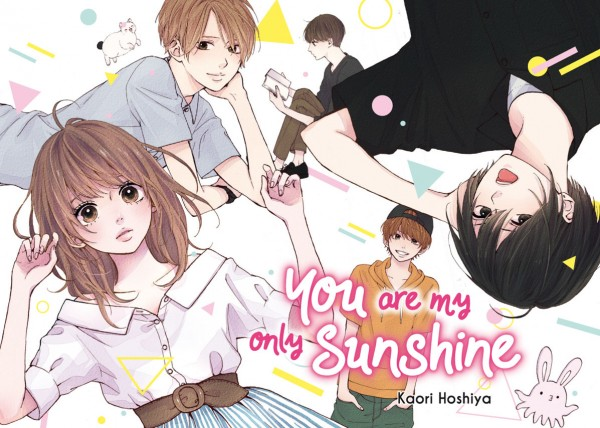 Postkarte - You are my only Sunshine