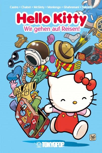 Hello Kitty – Wir gehen auf Reisen!, Band 02
