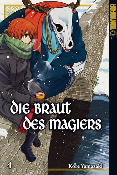 Die Braut des Magiers, Band 04
