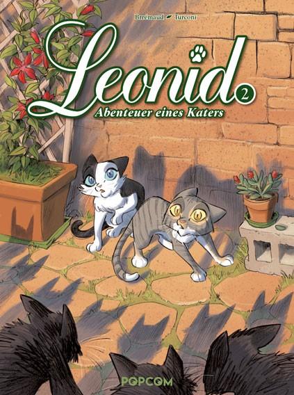 Leonid – Abenteuer eines Katers, Band 02: Die Horde (Abschlussband)