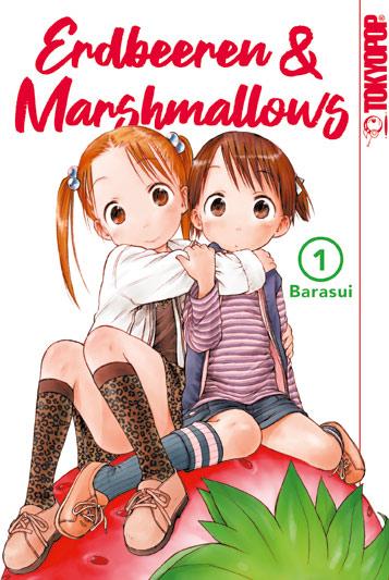 Erdbeeren & Marshmallows 2in1