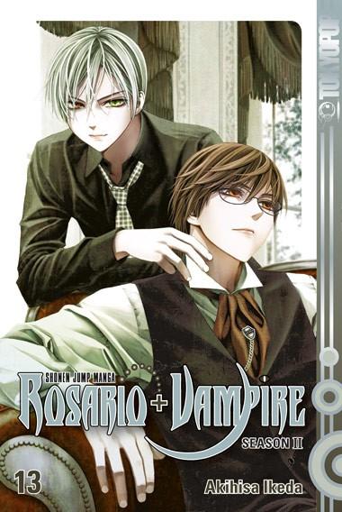 Rosario + Vampire Season II, Band 13