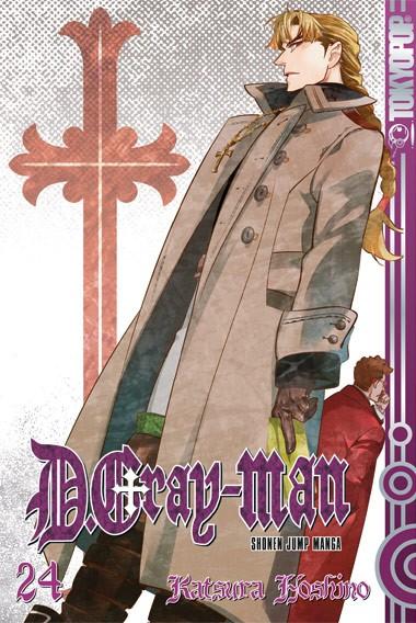 D.Gray-man, Band 24