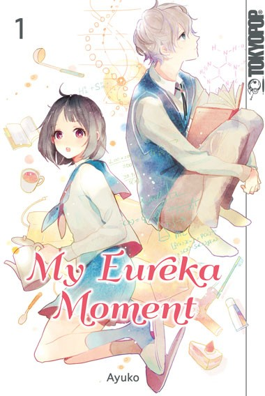 My Eureka Moment, Band 01