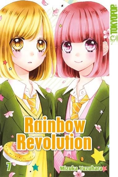 Rainbow Revolution, Band 07