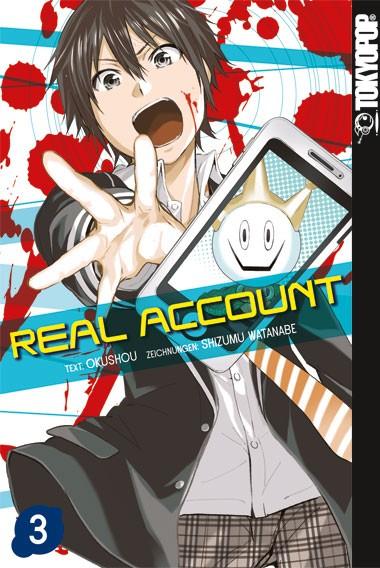 Real Account, Band 03