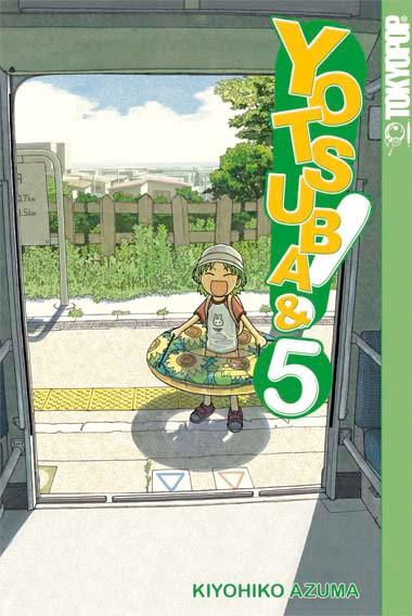 Yotsuba&!, Band 05