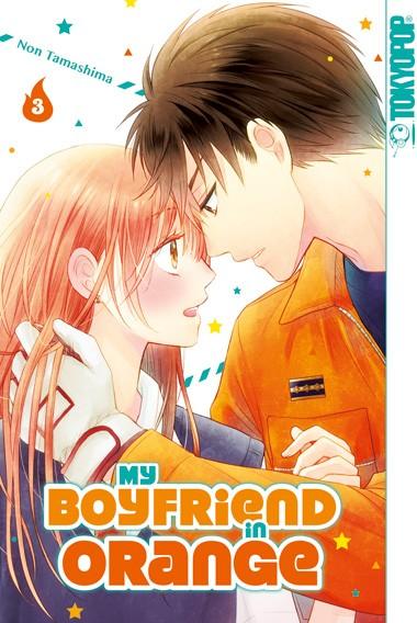 My Boyfriend in Orange, Band 03