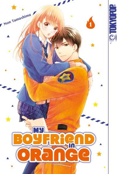 My Boyfriend in Orange, Band 01