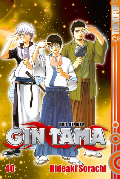 Gin Tama, Band 40