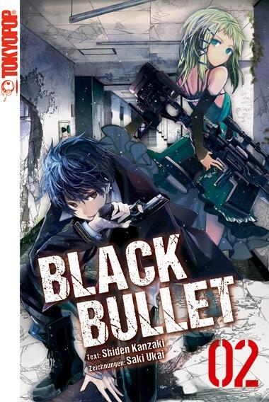 Black Bullet – Light Novel, Band 02