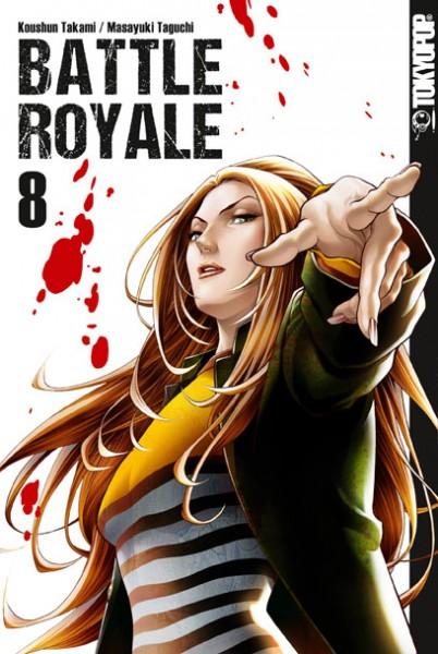 Battle Royale Sammelband 08 (Abschlussband)