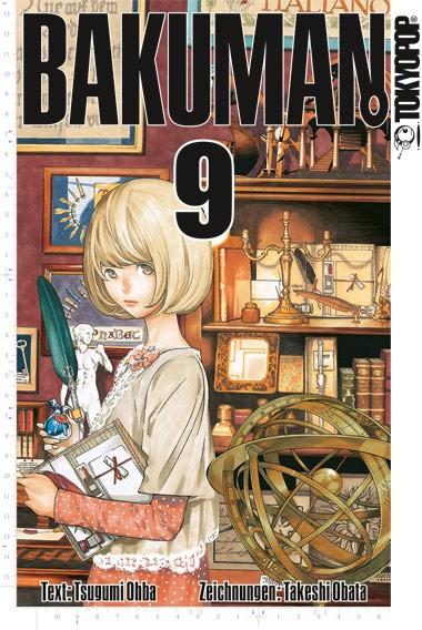 Bakuman., Band 09